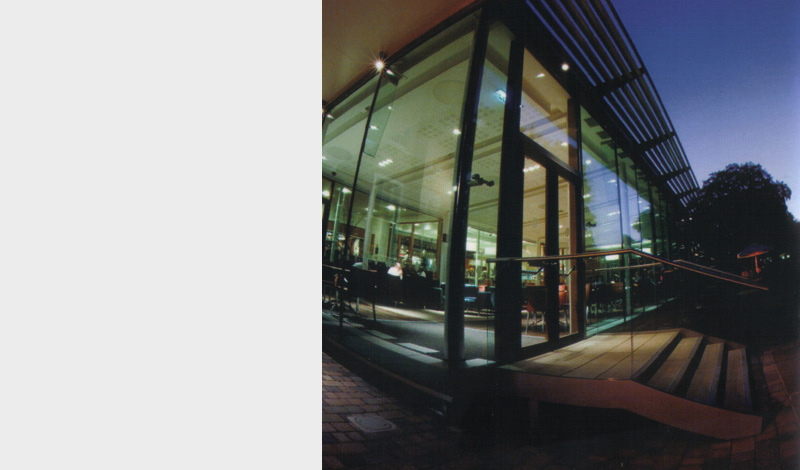 Earle Architects – LSC Ltd Lensbury Club, Teddington
