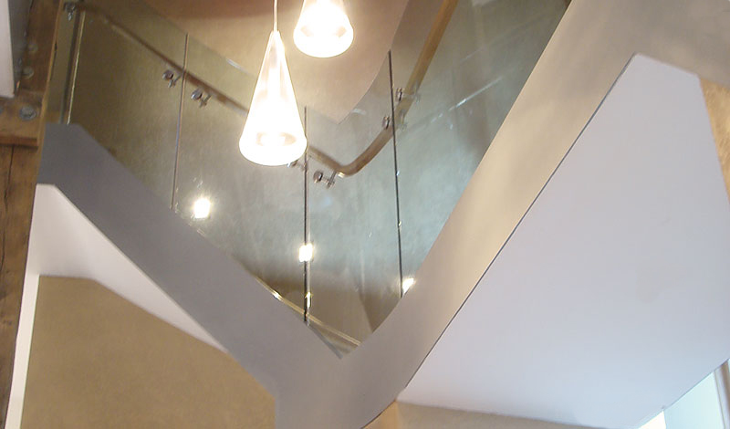 gloss design private commission kent diapo staircase