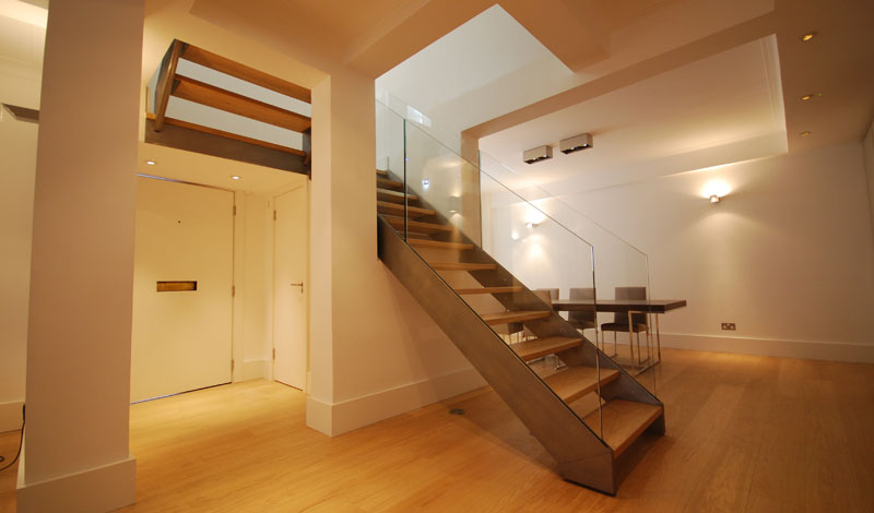 Brian Ma Siy Architect_Private House, Westminster, London SW1