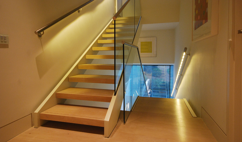 Houston Morris Architects U2013 Private House, Notting Hill, London | Diapo  Staircase