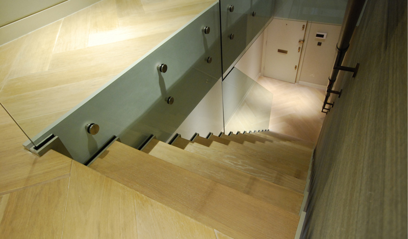 Stairs Slim-Cut Stringers_Staffan Tollgard_Cumberland House